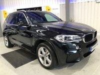 USED 2016 65 BMW X5 3.0 XDRIVE30D M SPORT 5d AUTO 255 BHP