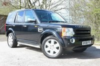 2008 LAND ROVER DISCOVERY 2.7 3 TDV6 HSE 5d AUTO 188 BHP £9990.00