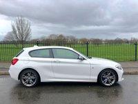 2016 BMW 1 SERIES 3.0 M135I 3d 322 BHP £16995.00