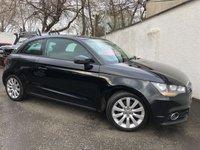 2011 AUDI A1 1.6 TDI SPORT 3d 103 BHP £5495.00