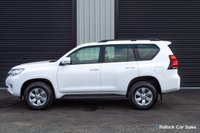 USED 2018 TOYOTA LAND CRUISER 2.8 D-4D ACTIVE 5d AUTO 175 BHP 2500 miles, in new condition.
