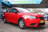 2015 SEAT IBIZA 1.0 E 3dr 74 BHP £5495.00