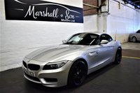 USED 2012 12 BMW Z4 2.0 Z4 SDRIVE20I M SPORT ROADSTER 2d AUTO 181 BHP ONLY 39K - 3 SERVICES TO 37K