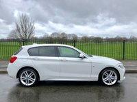 2015 BMW 1 SERIES 2.0 120D XDRIVE M SPORT 5d AUTO 188 BHP £15495.00