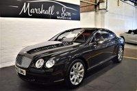 2004 BENTLEY CONTINENTAL 6.0 GT 2d AUTO 550 BHP £22999.00