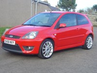 2006 FORD FIESTA 2.0 ST 16V 3d 148 BHP £SOLD