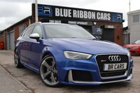 USED 2015 15 AUDI RS3 2.5 RS3 SPORTBACK QUATTRO 5d 362 BHP MRC STAGE 2+, 439 BHP, DYNAMIC PACK, TECH PACK HIGH, + MORE