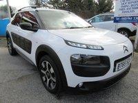 2016 CITROEN C4 CACTUS 1.2 PURETECH FLAIR ETG S/S 5d AUTO 80 BHP