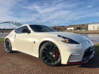 USED 2015 15 NISSAN 370Z 3.7 NISMO 3d 344 BHP **JUST SERVICED AND MOT'D BY MAIN DEALER ON 13/03/19**