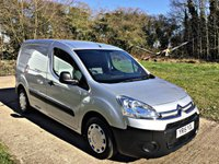 2015 CITROEN BERLINGO 1.6 625 ENTERPRISE L1 HDI   £6895.00