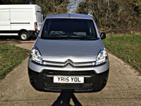 USED 2015 15 CITROEN BERLINGO 1.6 625 ENTERPRISE L1 HDI