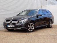 2015 MERCEDES-BENZ E CLASS 2.1 E250 CDI SE 5d AUTO 201 BHP £11789.00