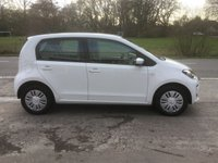 USED 2015 15 VOLKSWAGEN UP 1.0 MOVE UP 5d 59 BHP