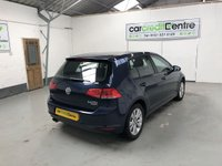 USED 2014 14 VOLKSWAGEN GOLF 2.0 SE TDI BLUEMOTION TECHNOLOGY 5d 148 BHP