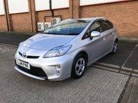 2014 TOYOTA PRIUS 1.8 HYBRID VVTI 5d AUTO 5 SEATS £SOLD