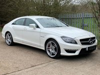 USED 2011 61 MERCEDES-BENZ CLS CLASS 5.5 CLS63 AMG 4d AMG Performance Package