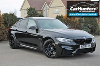 USED 2016 16 BMW M3 3.0 M3 4d AUTO 426 BHP HEADS UP HARMON KARDON SOUND REAR CAMERA