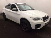 2013 BMW X6 3.0 M50D 4d AUTO 376 BHP £27490.00