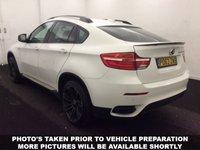 USED 2013 63 BMW X6 3.0 M50D 4d AUTO 376 BHP