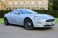 USED 2006 06 JAGUAR XK 4.2 COUPE 2d 294 BHP