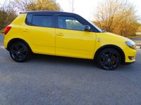 USED 2012 12 SKODA FABIA 1.6 MONTE CARLO TDI CR 5d 105 BHP ** DIESEL , £20 ROAD TAX, YES ONLY 49K , STUNNING EXAMPLE **