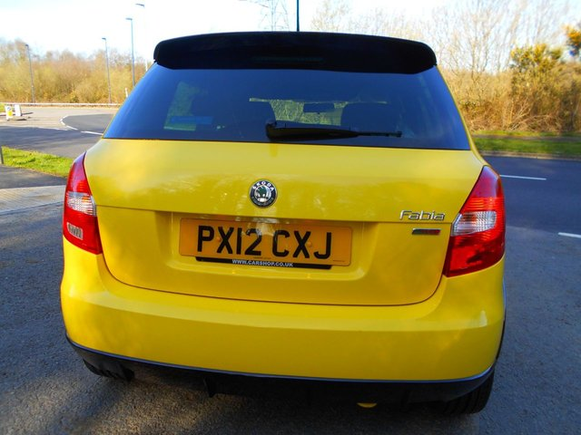 SKODA FABIA at Junction 44 Motor Company
