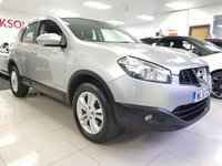 USED 2011 61 NISSAN QASHQAI 1.5 ACENTA DCI 5d+BLUTOOTH+CLIMATE CONTROL+ALLOYS
