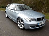 2008 BMW 1 SERIES 2.0 118D EDITION ES 3d 141 BHP £4495.00