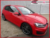 2015 VOLKSWAGEN GOLF 2.0 TDI GTD DSG 3dr AUTO 182 BHP £15495.00