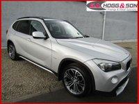 2012 BMW X1 2.0 XDRIVE20D SE 5dr AUTO 174 BHP *MASSIVE SPECIFICATION* £11995.00