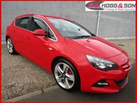 2014 VAUXHALL ASTRA 1.6 CDTI LIMITED EDITION 5dr 108 BHP £7595.00