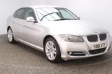 USED 2011 61 BMW 3 SERIES 2.0 320D EXCLUSIVE EDITION 4DR 181 BHP FULL SERVICE HISTORY FULL SERVICE HISTORY + HEATED LEATHER SEATS + PARKING SENSOR + BLUETOOTH + CLIMATE CONTROL + MULTI FUNCTION WHEEL + ELECTRIC WINDOWS + RADIO/CD/AUX/USB + ELECTRIC MIRRORS + 17 INCH ALLOY WHEELS