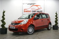 USED 2009 09 NISSAN NOTE 1.4 VISIA 5d 88 BHP PART EXCHANGE TO CLEAR NEW MOT