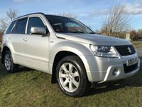 2011 SUZUKI GRAND VITARA 1.9 SZ5 DDIS sz5 4x4 low miles previously sold by ourselves  £5795.00