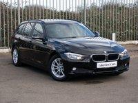 2015 BMW 3 SERIES 2.0 320D EFFICIENTDYNAMICS BUSINESS TOURING 5d 161 BHP £10645.00