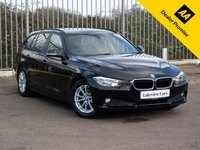 USED 2015 64 BMW 3 SERIES 2.0 320D EFFICIENTDYNAMICS BUSINESS TOURING 5d 161 BHP