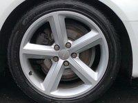 USED 2011 61 AUDI A4 2.0 TDI S LINE 4d 134 BHP DIESEL/IBIS WHITE/