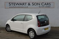 USED 2016 16 VOLKSWAGEN UP 1.0 MOVE UP 3d 59 BHP CHEAP TAX LOW INSURANCE LOW TAX EXCELLENT MPG