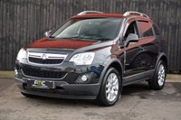 USED 2012 62 VAUXHALL ANTARA 2.2 EXCLUSIV CDTI 4WD S/S 5d 161 BHP Full Service History