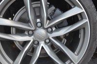 USED 2017 17 AUDI A6 2.0 TDI ULTRA BLACK EDITION 4d AUTO 188 BHP
