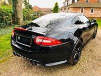 2011 JAGUAR XKR 5.0 XKR 2d AUTO 510 BHP £SOLD