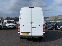 USED 2014 14 MERCEDES-BENZ SPRINTER 2.1 316 CDI LWB 163 BHP FACELIFT 7000KG GTW LWB, FACELIFT, 163 BHP, GTW 7000KG, ONE OWNER, FDSH