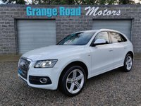 USED 2012 61 AUDI Q5 2.0 TDI QUATTRO S LINE PLUS 5d 143 BHP VRT PRICE FOR REPUBLIC OF IRELAND €4,741