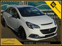 USED 2015 15 VAUXHALL CORSA 1.6 VXR 3d 202 BHP SAT NAV CRUISE CONTROL 22.000 BIG SPEC PART EXCHANGE AVAILABLE / ALL CARDS / FINANCE AVAILABLE