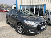 USED 2015 64 CITROEN DS4 2.0 HDI DSTYLE 5d 134 BHP