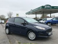 USED 2014 14 FORD FIESTA 1.6 ECONETIC TDCI 1d 94 BHP One Owner, Only 32,000 Miles, Rear Parking Censors, Finance Arranged.