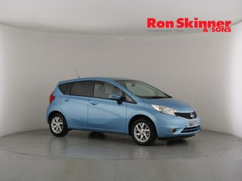 2017 NISSAN NOTE}