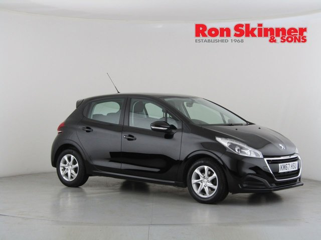 View our 2017 67 PEUGEOT 208 1.6 BLUE HDI S/S ACTIVE 5d 75 BHP