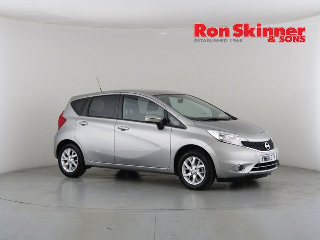 View our 2017 66 NISSAN NOTE 1.2 ACENTA 5d 80 BHP