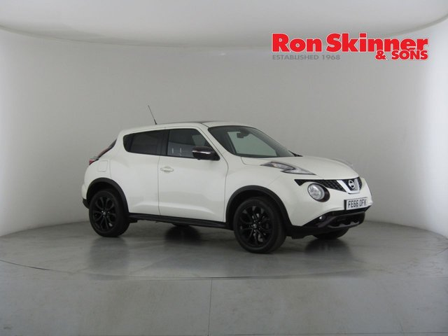 View our 2016 66 NISSAN JUKE 1.2 TEKNA DIG-T 5d 115 BHP